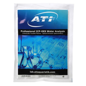 ati professional icp-oes water analytics test acqua marina e RO