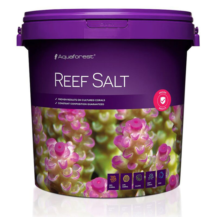 aquaforest reef salt sale marino