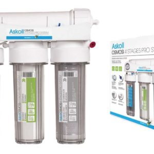 askoll 4 stages pro system impianto osmosi 4 stadi